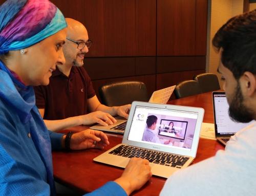Harvard News: Swipe Right for Mentorship