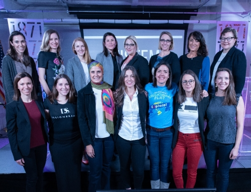 6 WiSTEM startups we're keeping an eye on — and the founders behind them